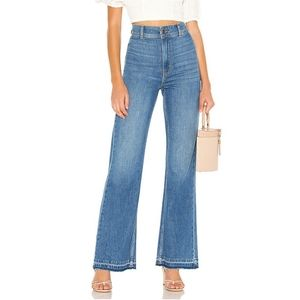 Free People Mindy Rigid Flare Jeans